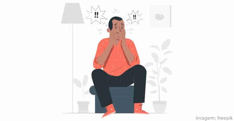 sintomas de estresse